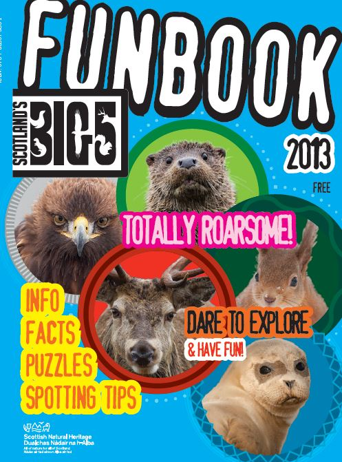 Big5 Funbook front cover