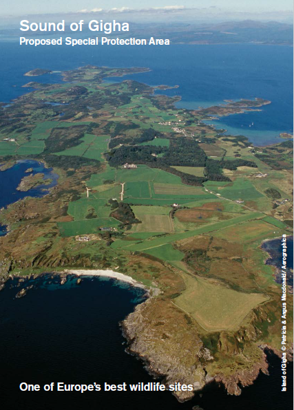 Sound of Gigha summary document image