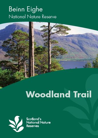 Beinn Eighe National Nature Reserve - Woodland Trail Leaflet