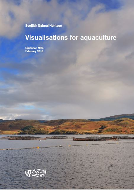Visualisations for aquaculture