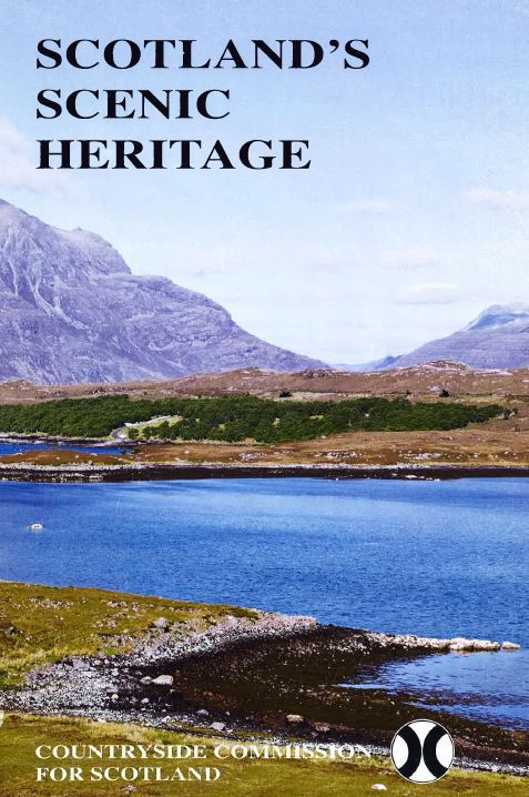 Scotland's Scenic Heritage front cover