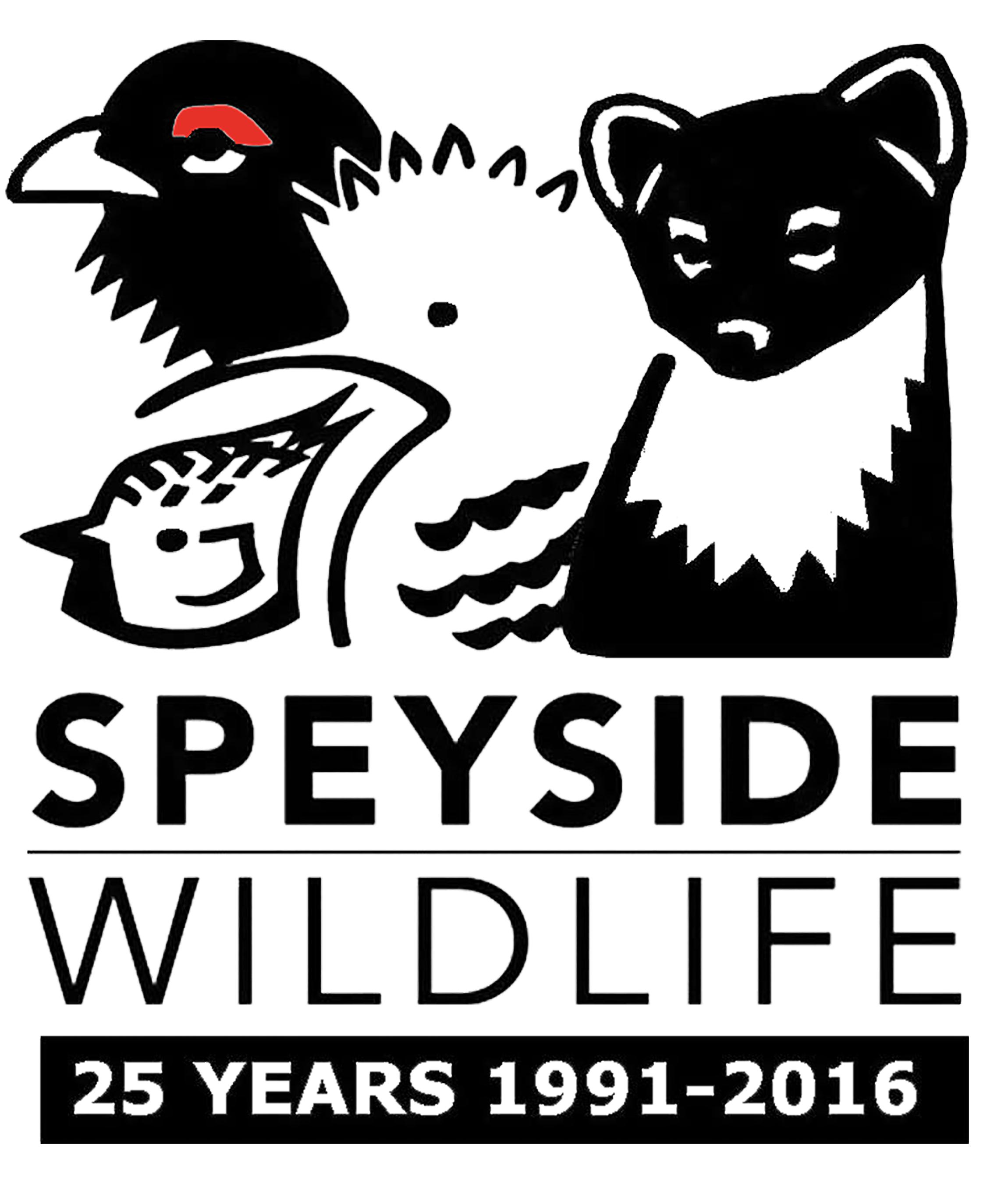 Speyside Wildlife logo