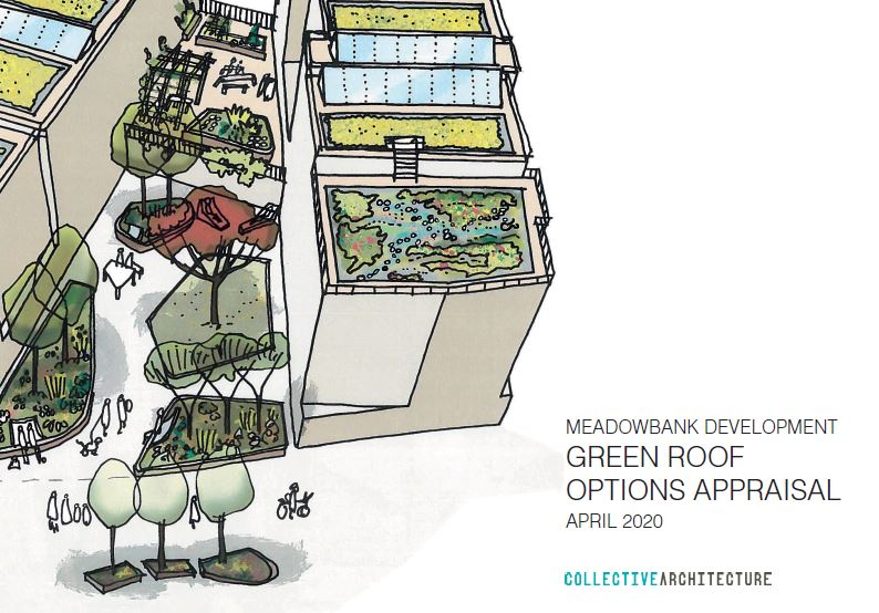 Meadowbank Green Roof Appraisal front cover