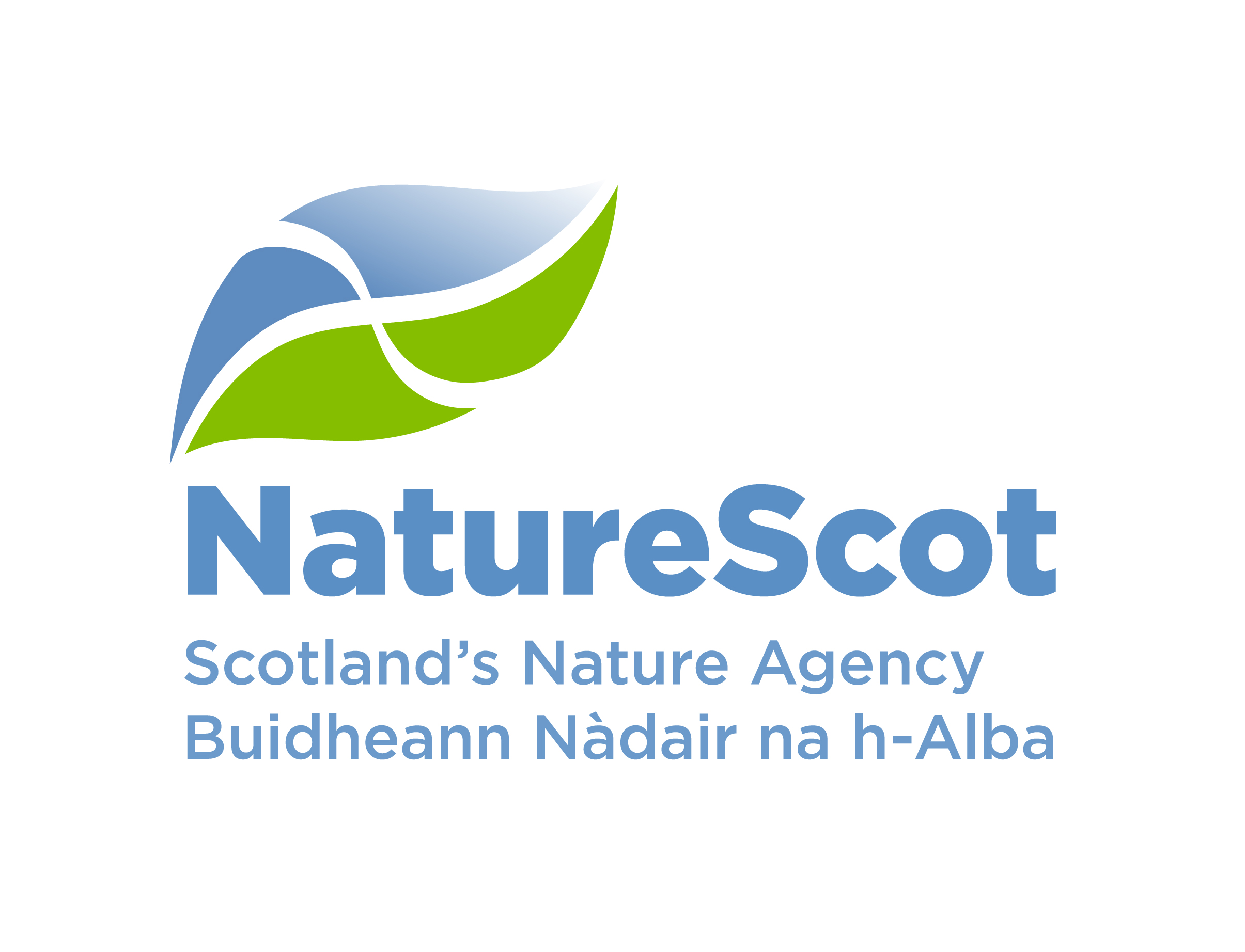 NatureScot colour logo