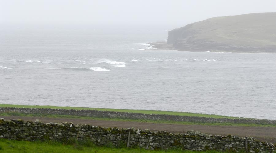 Tidal rapids at Eynhallow Sound, Orkney, Northern Isles. ©Lorne Gill/SNH. For information on reproduction rights contact the Scottish Natural Heritage Image Library on Tel. 01738 444177 or www.snh.nature.scot