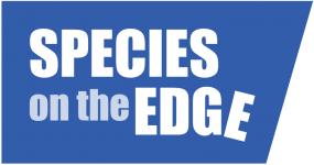 Species on the edge logo
