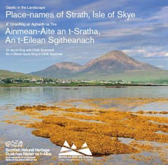 Place-names of Strath, Isle of Skye front cover