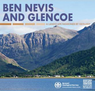 Landscape fashioned by geology - Ben Nevis and Glen Coe front cover