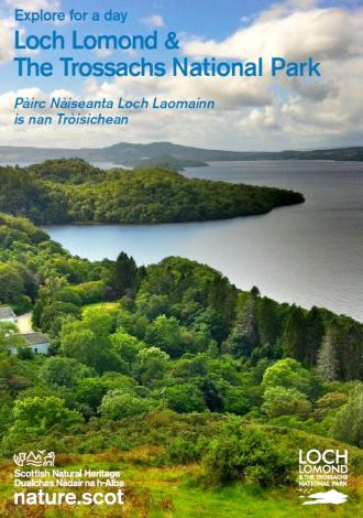 Explore for a day Loch Lomond National Park