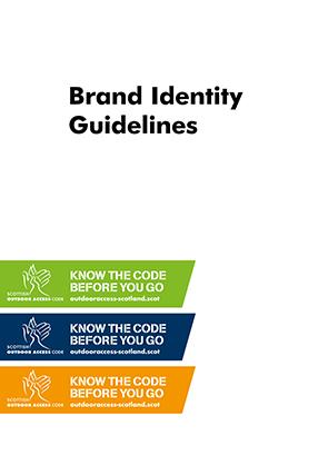 SOAC brand guidelines front cover