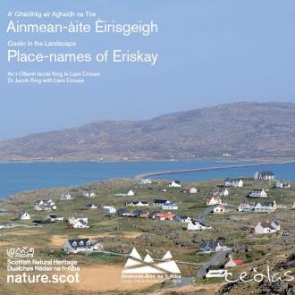 Gaelic in the Landscape - Place-names of Eriskay front cover
