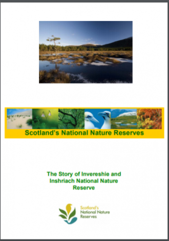 Invereshie and Inshriach front cover