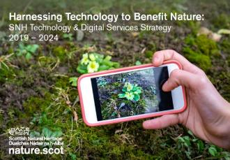 Harnessing Technology to Benefit Nature front cover