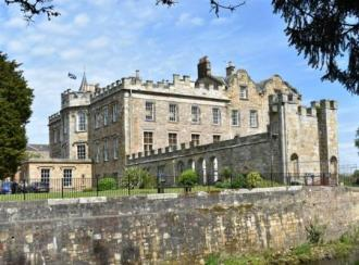 Image of Newbattle building - Newbattle Abbey College