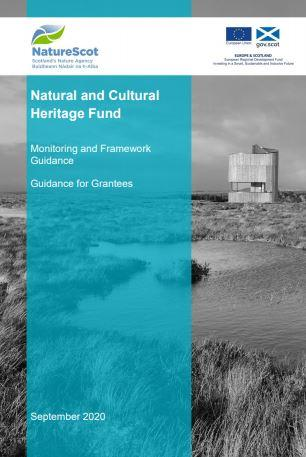 NCHF - Monitoring and Evaluation Framework Guidance - front cover