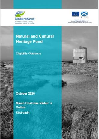 NCHF - Eligibility Guidance - front cover