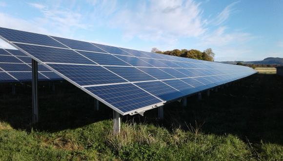 Solar Energy Scottish Natural Heritage
