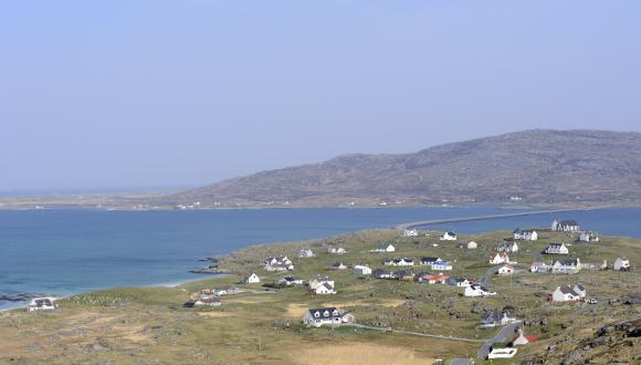 Eriskay. ©Lorne Gill/SNH. For information on reproduction rights contact the Scottish Natural Heritage Image Library on Tel. 01738 444177 or www.nature.scot