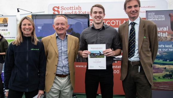 Short film overall competition winner. © 2019 Scottish Natural Heritage