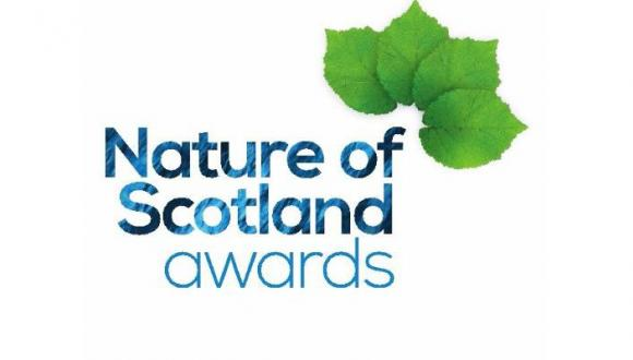 Nature of Scotland Awards logo